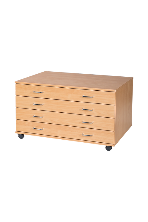 4 Drawer A1 Planchest - Mobile