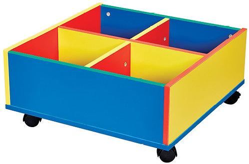 4 Bay Mobile Kinderbox