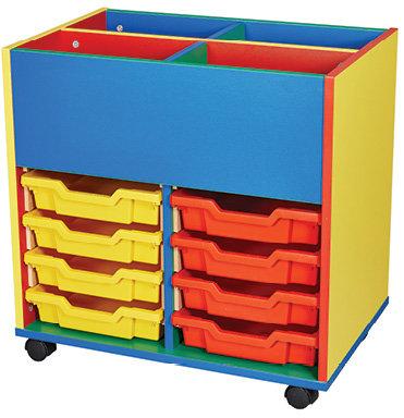 4 Bay 8 Tray Kinderbox