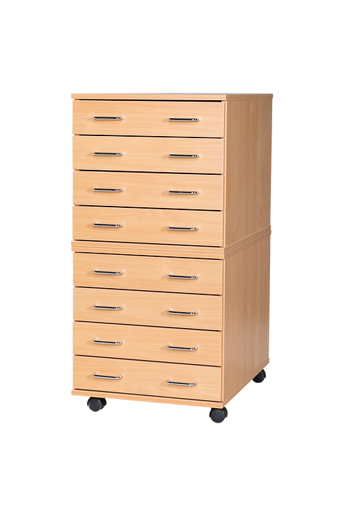 8 Drawer A2 Planchest - Mobile