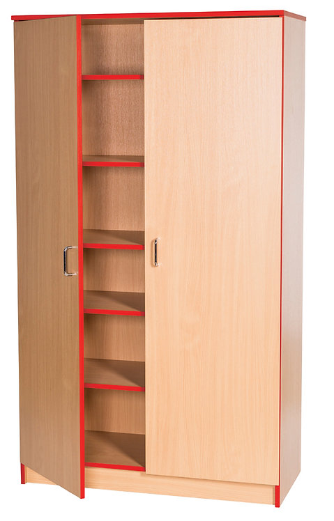 1800mm High Lockable Cupboard
