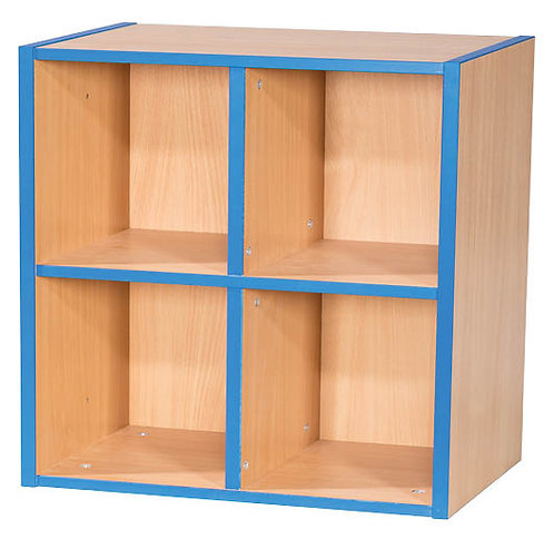 2 Tier 2+2 Shelf Unit