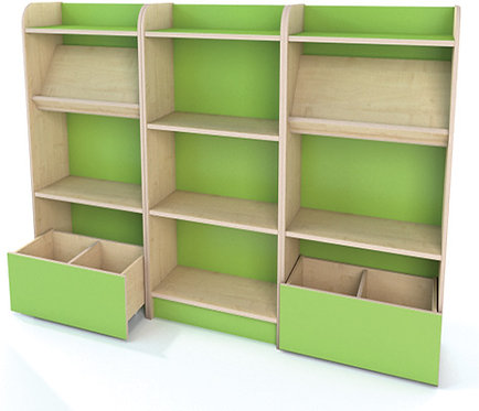 KubbyClass Display & Browse Reading - Set G