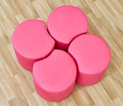 Mini Bite Foam Seats - Set of Four