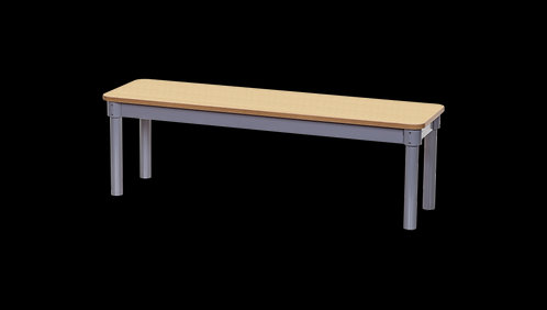 KubbyClass 1200mm Bench Seat