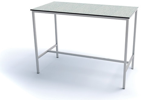 1200mm x 600mm H-Frame Lab Table