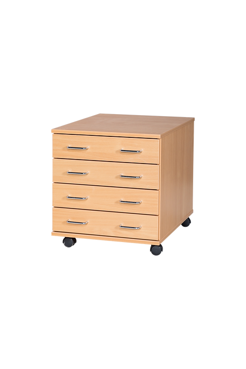4 Drawer A2 Planchest - Mobile
