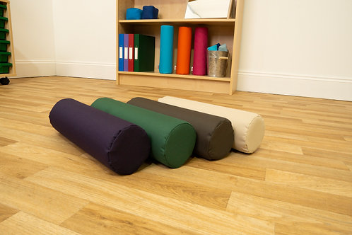 Jolly Back Portable Posture Roll - Set of 8 Naturals