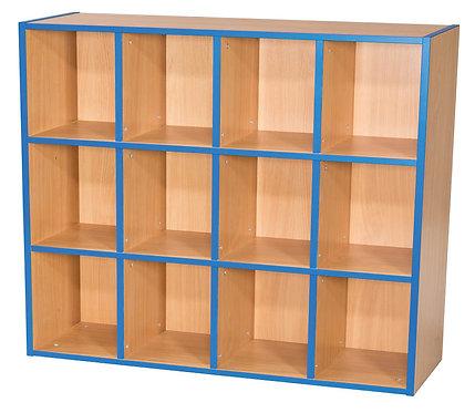 3 Tier 4+4+4 Shelf Unit
