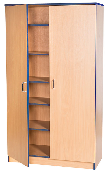 1500mm High Lockable Cupboard