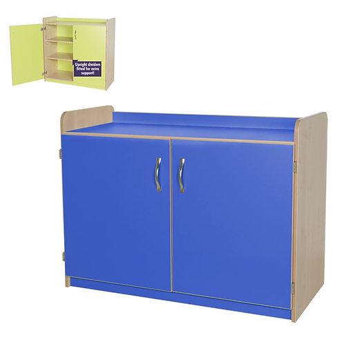 707mm - Wide Two Door Cupboard
