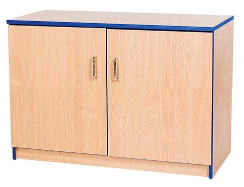 750mm High Lockable Cupboard