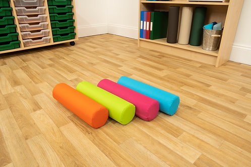 Jolly Back Portable Posture Roll - Pack of 4 Brights