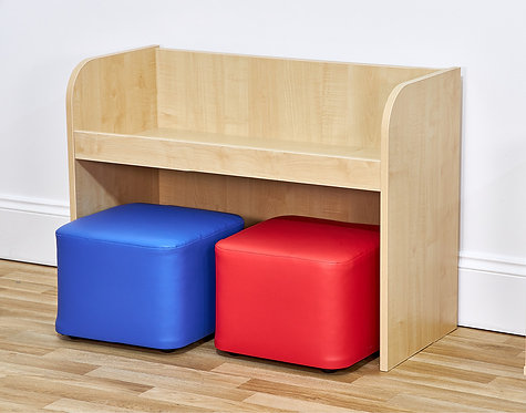 Activity Bench With Two Seats
