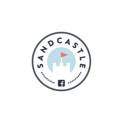 Logo - Sandcastle_Sandcastle_badge_light