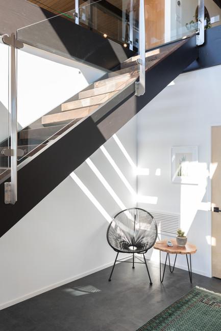 Hemlock - Stair   TRYBE Collective