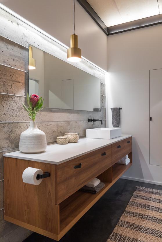 Hemlock - Master Bath | TRYBE Collective