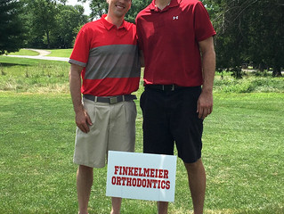 Never Lose Hoop Golf Outing