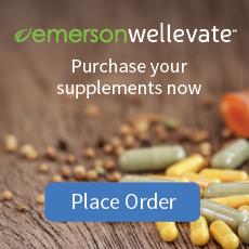 emerson wellevate functional medicine supplement