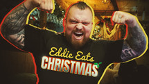 Eddie Eats Chritstmas   UKTV