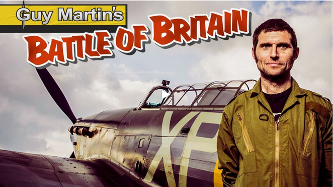 Guy Martin's Batte of Britain