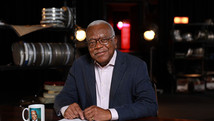 And... Finally with Sir Trevor McDonald   ITV