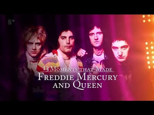13 Moments that Made Freddie Mercury & Q