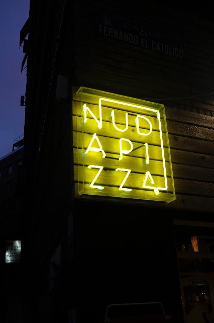 nuda pizza