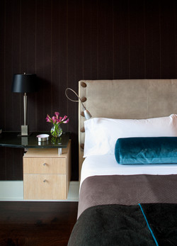 Rosslyn, VA: Master Bedroom