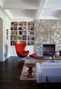 Washington DC: Living Room