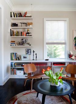 Washington DC: Music Room/Library
