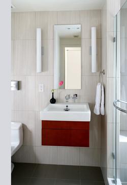 Washington DC: Bathroom