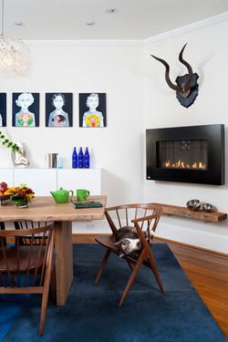 Washington DC: Dining Room