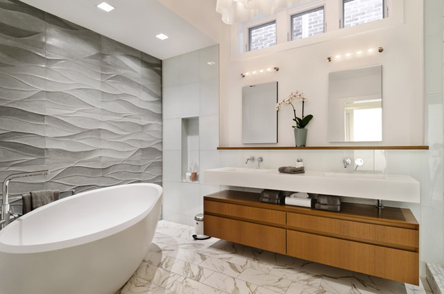 Chicago, IL: Master Bath