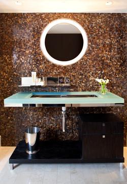 Rosslyn, VA: Guest Bathroom
