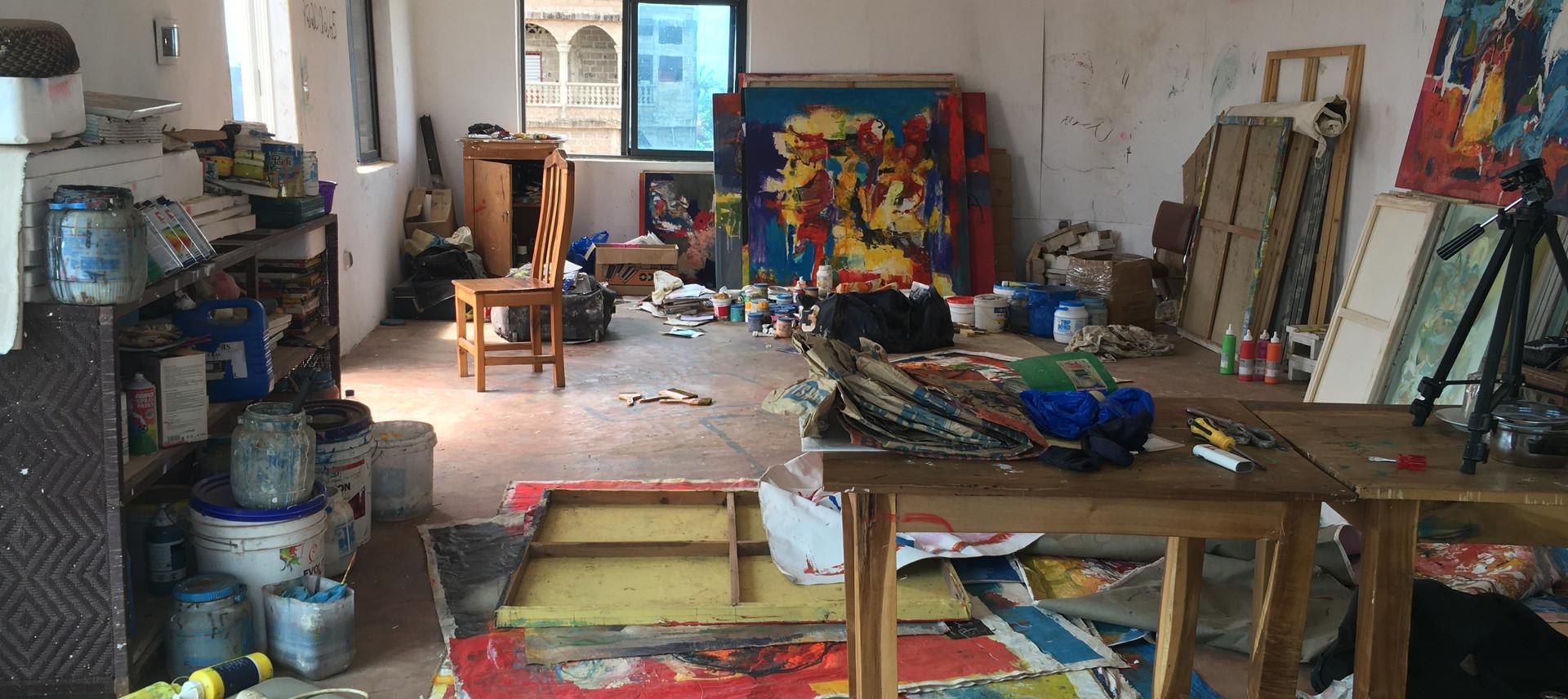 Espace atelier