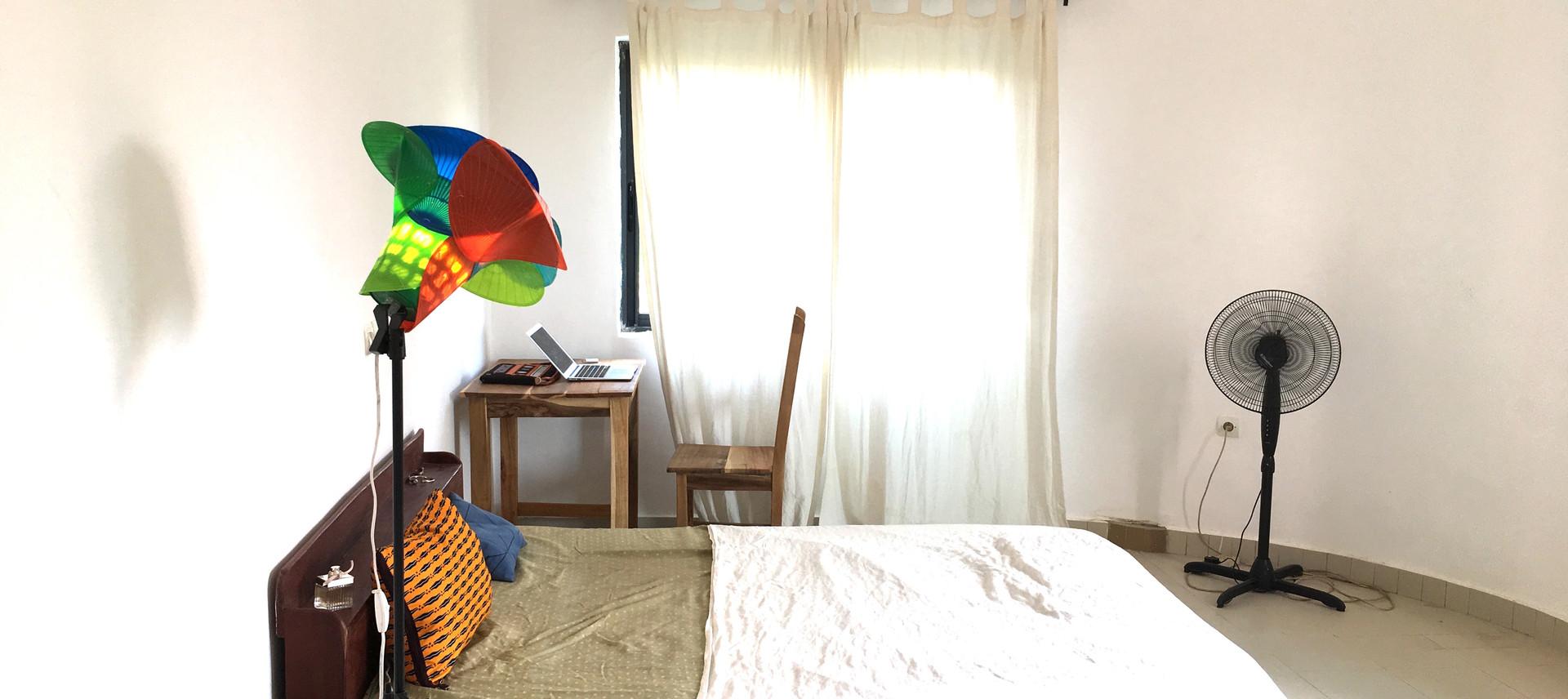 Chambres des résidents