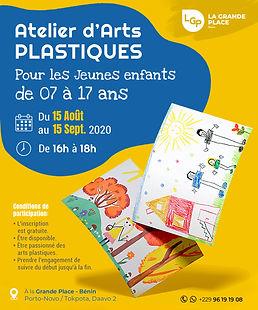 Atelier Arts plastiques_La Grande Place.