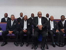 Saint Paul Missionary Baptist Church Deacons