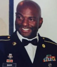 Dr. Howard B. Barr Military Service