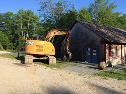 7-13-16 site work