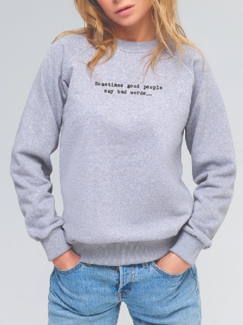 Good People Relaxed Jumper
