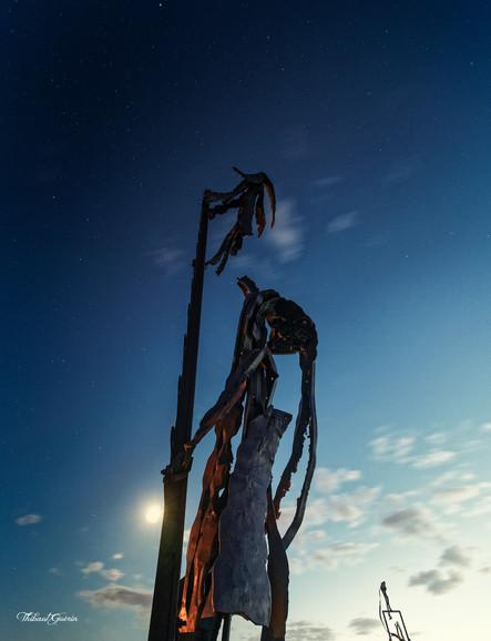Sculpture Yves Guérin