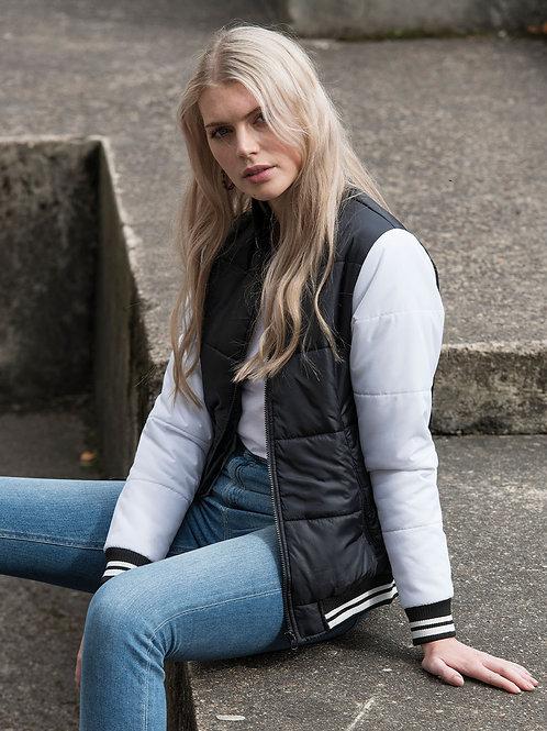 Varsity Puffer Jacket