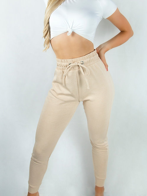 Luxurious Fitted Joggers