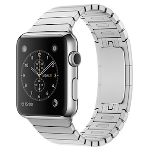 Bracelet Apple watch Inox