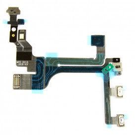 Remplacement Bouton power + bouton volume et vibreur IPhone 5C