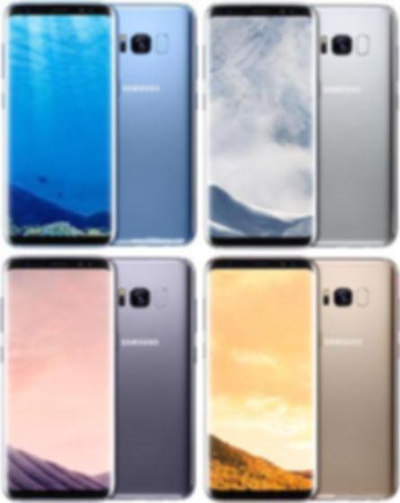 Samsung S8 64Go neuf