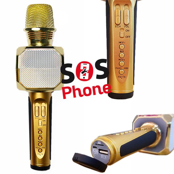 Micro Karaoke _ enceinte bluetooth