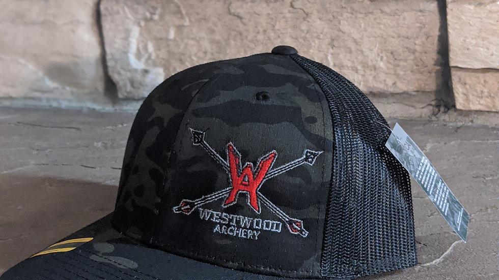 Westwood Archery Trucker Hat - Camo